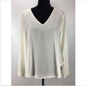 LUSH Blouse Top Size M Medium Tops Long Sleeve